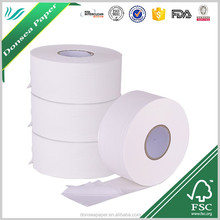 100% Natural Free Dust And Scrap Toilet Paper Roll High-quality Jumbo Roll