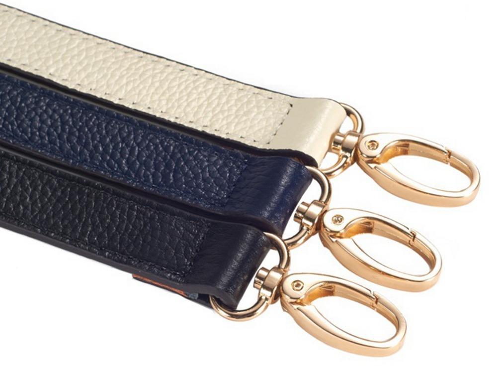 Get Quotations Itemship Backpack Straps 130cm 2cm Litchi Pattern Leather Shoulder Women S Bags Handbags Alternate
