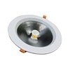 Ce Rohs Approved New Design Mini White Metal Color Change Recessed LED Downlight