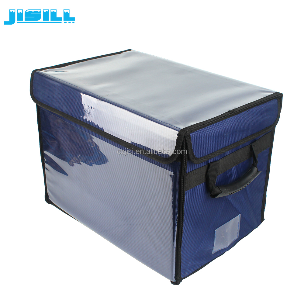 Wholesale Large <strong>Plastic</strong> / VIP Insulation Medical Ice Box Cooler for Transport