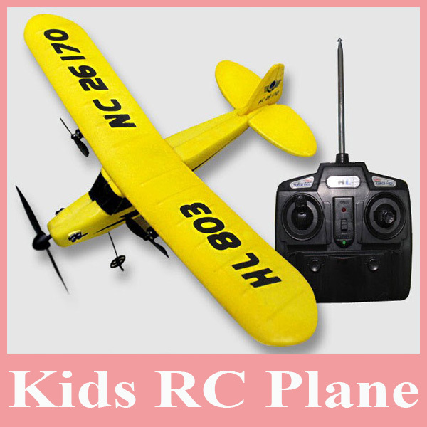 Hot Sell Good Quality Kid's RC Airplanes, Long Time Flying Remote Control Plane