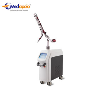 Medical equipment nd yag laser hair removal machine with long life