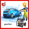 5.5HP 170bar gasoline building cleaning equipment, car wash tunnel machine