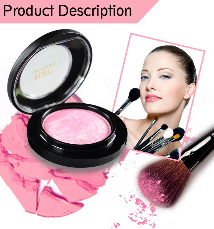 Iron oxides in makeup