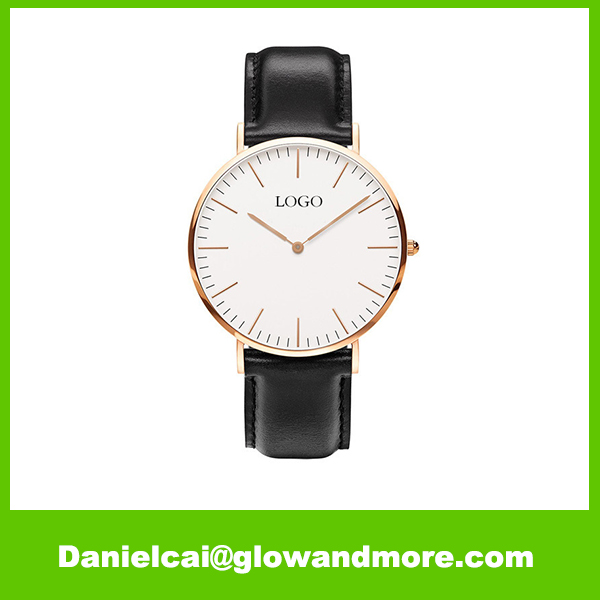Factory provide and customize High Quality fashion quartz watch