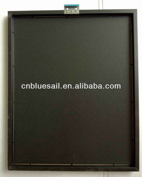 ポスターフレーム黒 黒の木製フレーム 16x20黒い額縁 buy 黒の木製