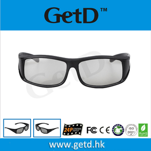 Real D Passive 3d glasses buy 3d glasses online used for Theater and 3D TV