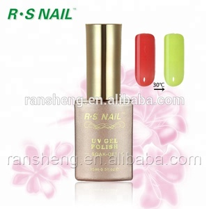 Ukraine hot selling color changing gels OEM private label nail polish gel colors