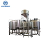 High Quality Customized equipment needed for microbrewery a 1HL 2HL 3HL 5HL 10HL per bach