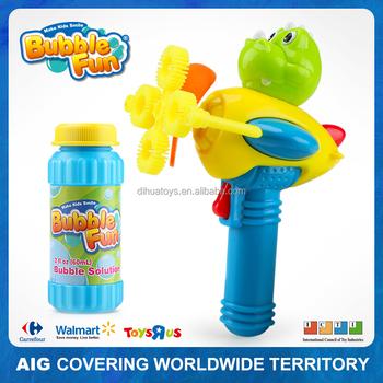Funny Bubble Plane Shape Soap Bubble Toy