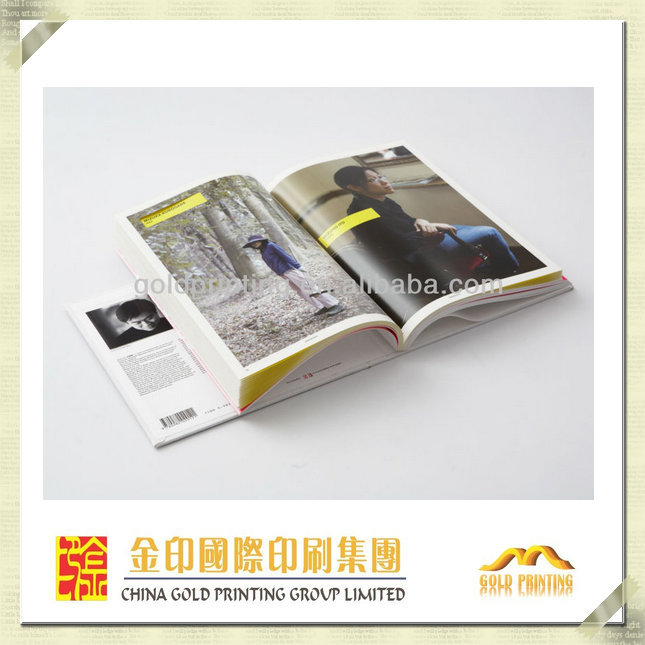 2014 Reliable book printing manufacture and company from China
