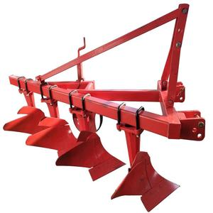 3 point furrow plow for tractors / Agriculture machinery tractor 3point implements