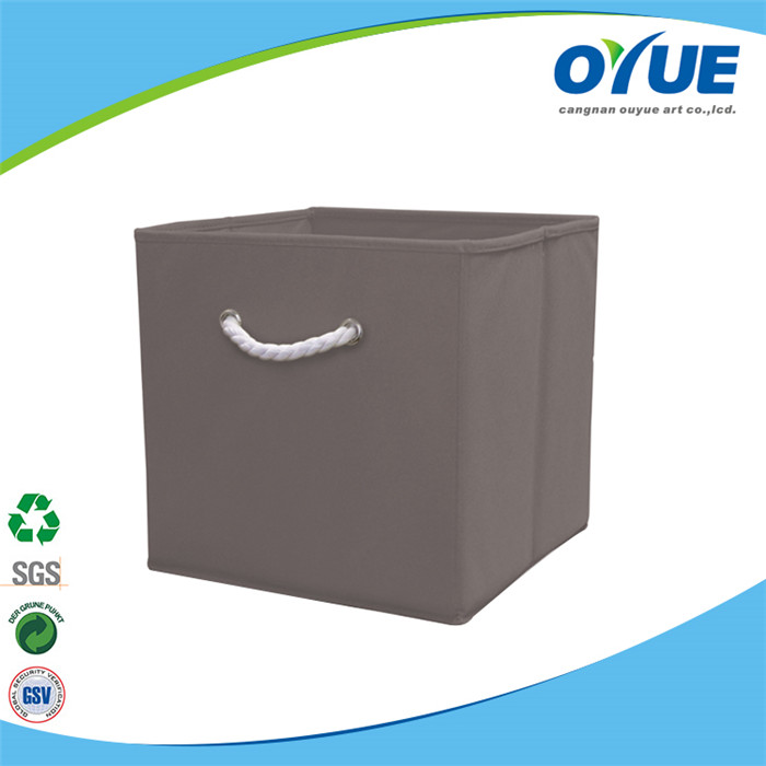 Good quality custom printed non woven abric storage box things