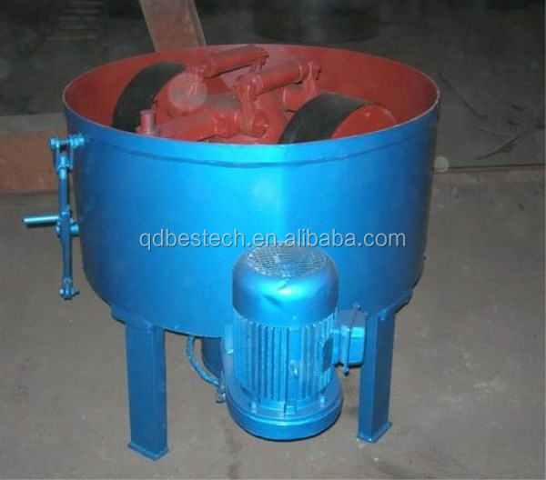 S11 series bule sand mixing machine/foundry sand mixer