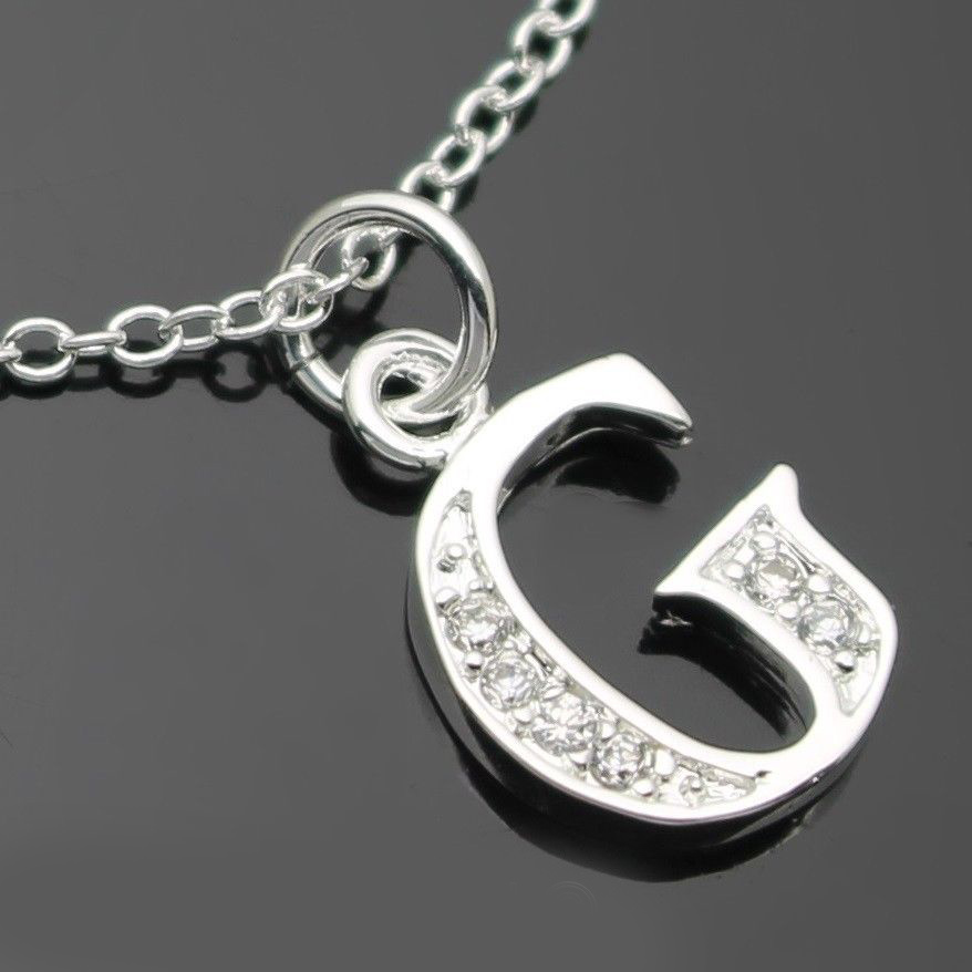 letter g necklace letter g necklace suppliers and manufacturers at alibabacom