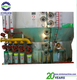 Mini vacuum concentrate Sugar Pan for raw sugar refinery process Plant