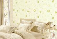 Howoo Fabric Back Wall Cover High End Nonwoven Wallpaper - Buy ...