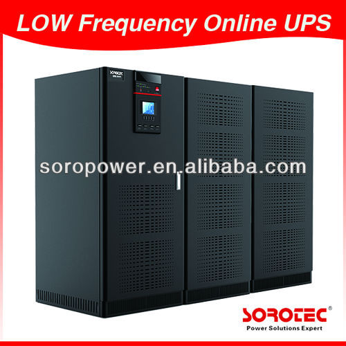 N+X power module low frequeny online UPS 120-800KVA