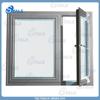 Delicate top quality alluminium windows swing out window for Best quality windows