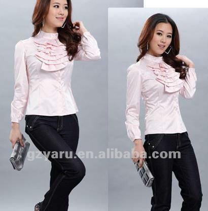 147c6d6e7 Blusa Elegante 2012 Para La Mujer - Buy Elegante Blusa,Blusa Elegante  2012,Blusa Elegante Para La Mujer Product on Alibaba.com