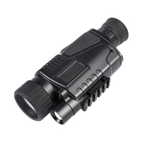 Hot Sale New Outdoor Night Vision Weapon Sight 5x40 Zoom Night Vision Device With Video Recorder