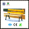 Superb quality park modern benches/China furniture wooden bench/patio set wooden chair QX-144G