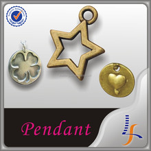 new design gold pendant,charm pendant