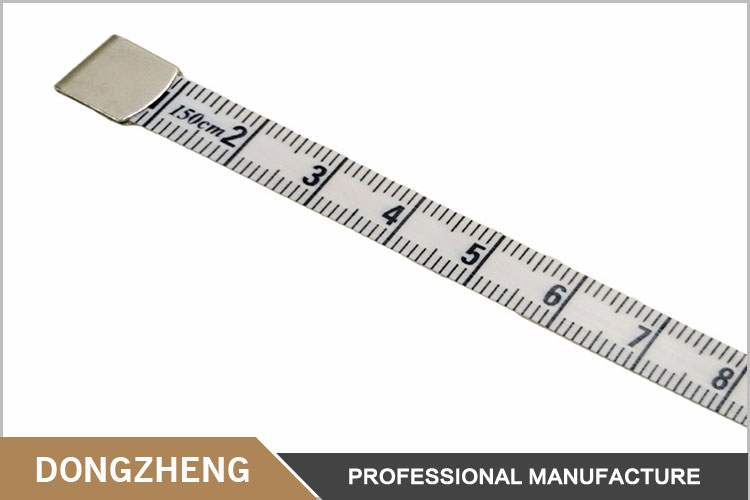 Custom logo advertising promotional normative 150 cm sewing measure tape