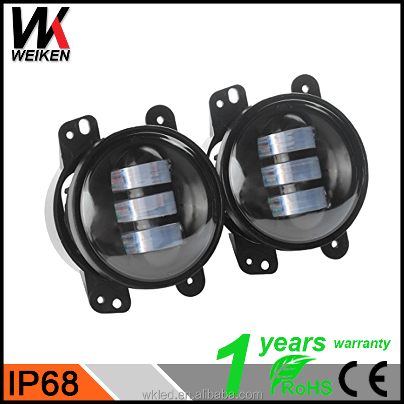 LED Headlights 4inch 30W led fog light used for Construction Industrial Off-Road 4x4 Power SportsSpecialty Vehicles