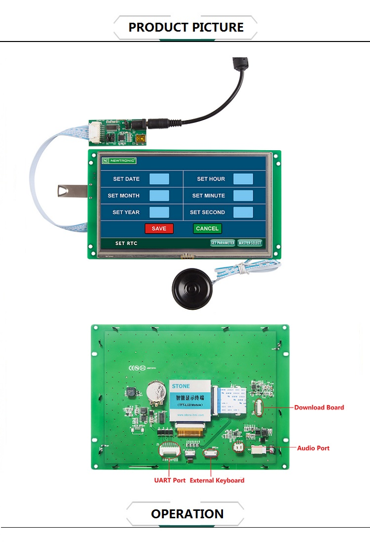 Systems for Touch Embedded 4