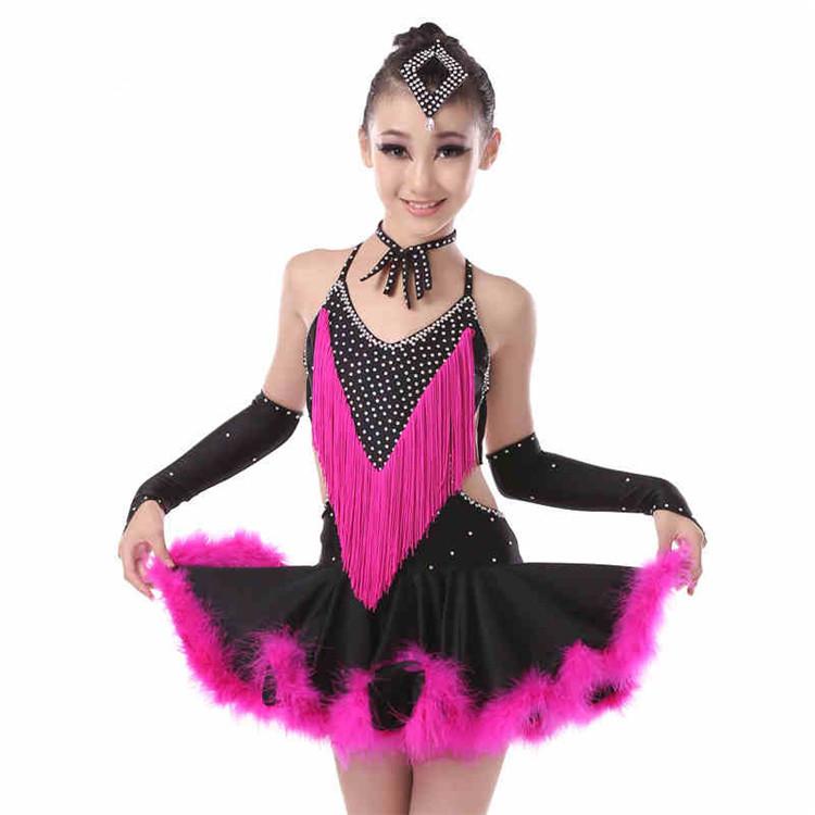 Платье джаз для девочек