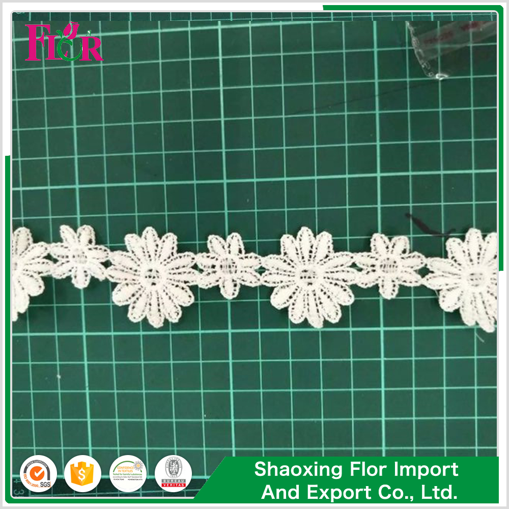 Brocade silver bulk cheap bridal aso oke jacquard lace trim for dress