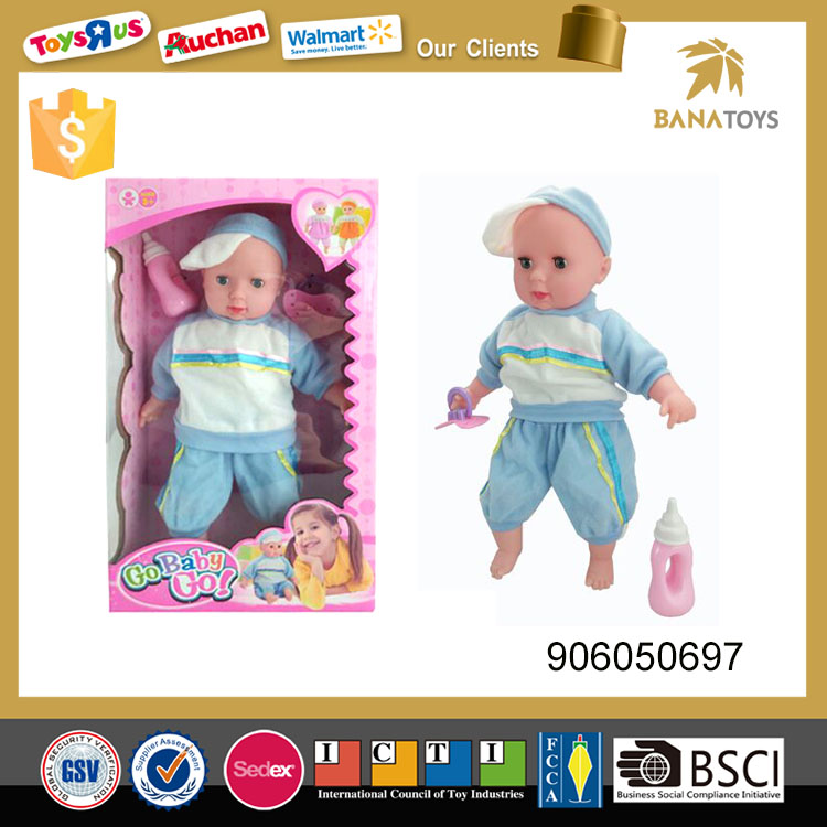 Free Shipping High quality fashion jointed baby <strong>doll</strong> for kids