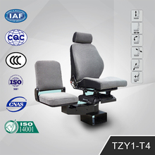 Luxury Jeep Patriot Folding Seats TZY1-T4