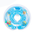 1Pcs Tube Ring Safety Baby Adjustable Infant Swimming Neck Inflatable Floating Ring
