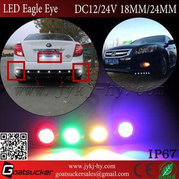 Hot Sell Led Fog Light With Daytime Running Light(drl) Eagle Eye Lights Led