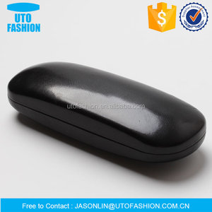YT3085 black cheap wholesale classic metal optical eyeglasses case