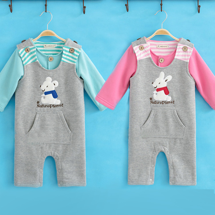 C83345A Infant baby long-sleeved sets/autumn cotton suit/baby suit for fall