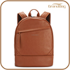 custom design travel leather backpack leather laptop bag backpack school backpack wholesale