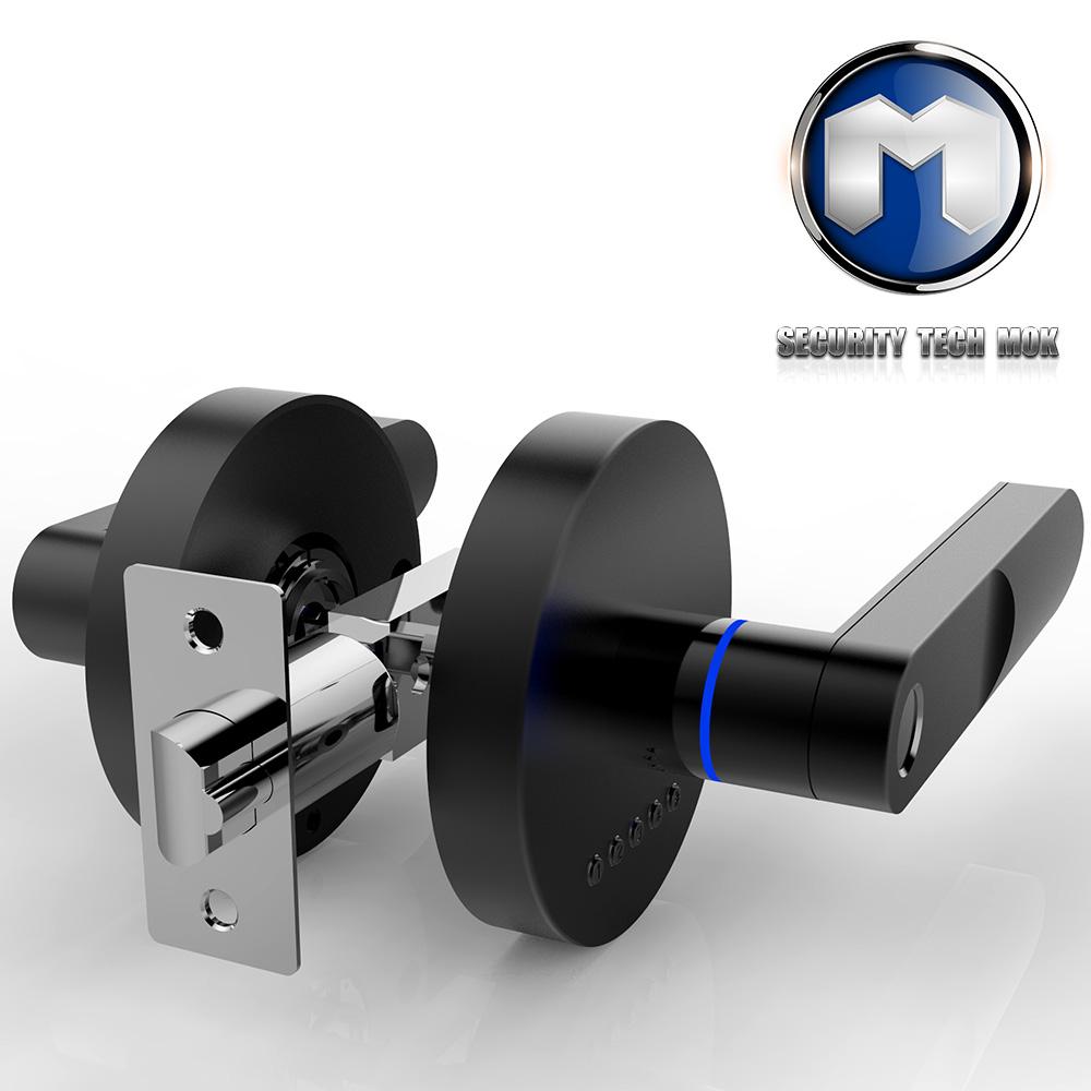 MOK электронный цифровой замок биометрический отпечаток пальца без ключа дверной замок