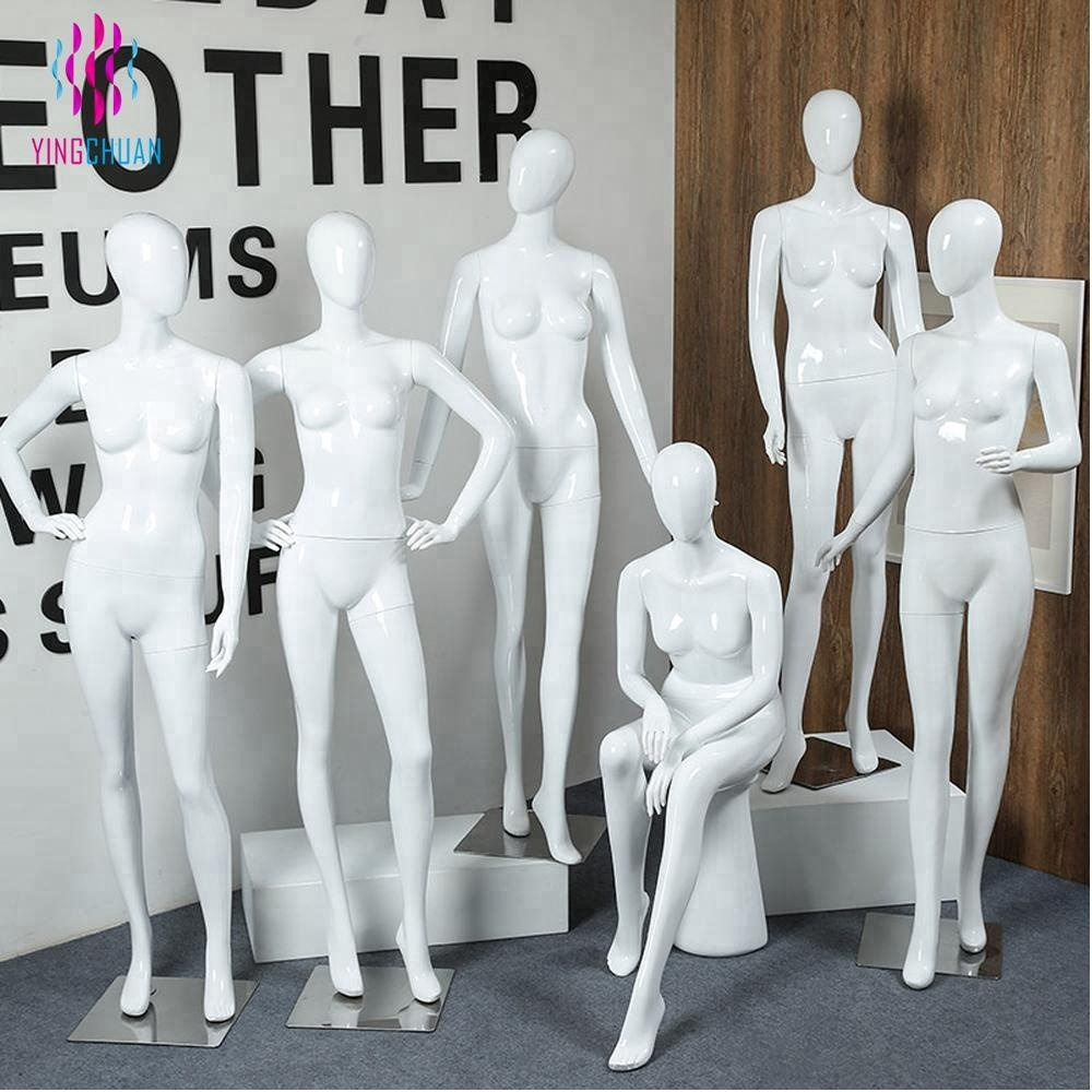 Customize modern design male mannequin