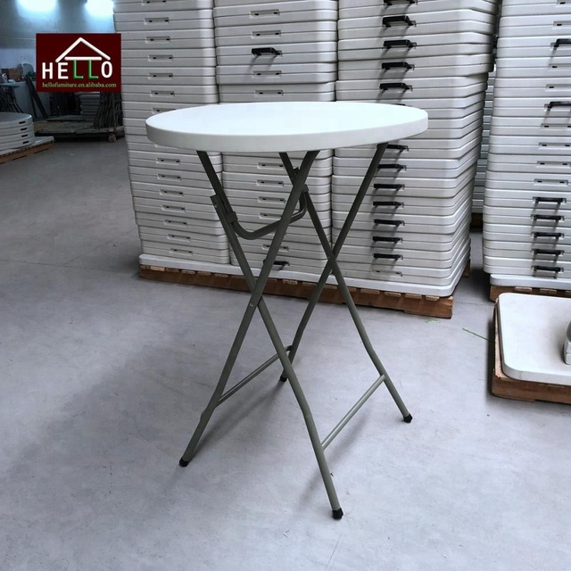high top portable wholesale cocktail tables