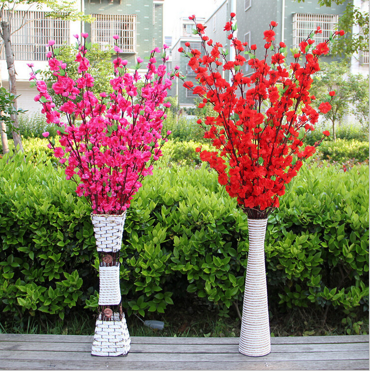Wholesale Cherry Blossom Weddind Decor Artificial Cherry Blossom Branches