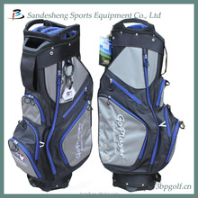 14 way top teiler caddy golf cart bag mit <span class=keywords><strong>griff</strong></span>