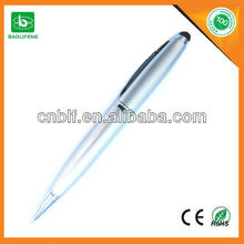 Promotional gifr 3 founction in 1 pen write, usb , touch usb pen