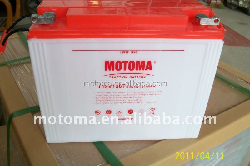 TRACTION BATTERY 12V For Electro-Tricycle