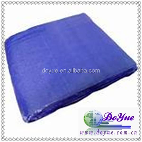 Het vervaardigen van kunststof hdpe dekzeilen platen 100 % zuivere/korea pe zeil vel plastic