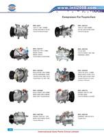 Air Con Denso Tse17c For Toyota Camry 2.5l 2494cc 2012-2015 Ac ...