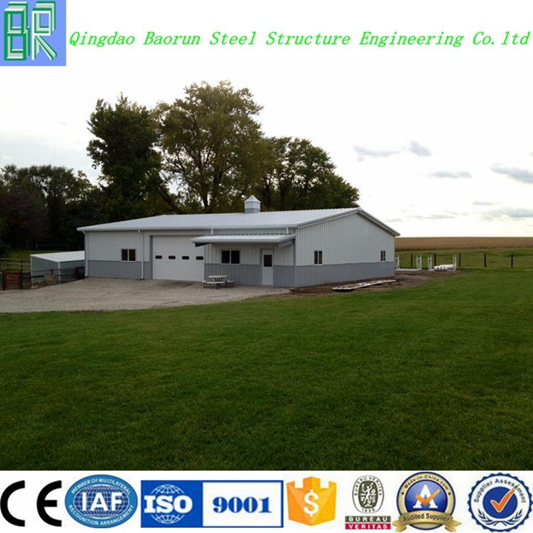 Prefessional construction steel car shed design