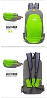 Foldable Lightweight Water resistant Packable Outdoor Hiking Daypack Travel Backpack